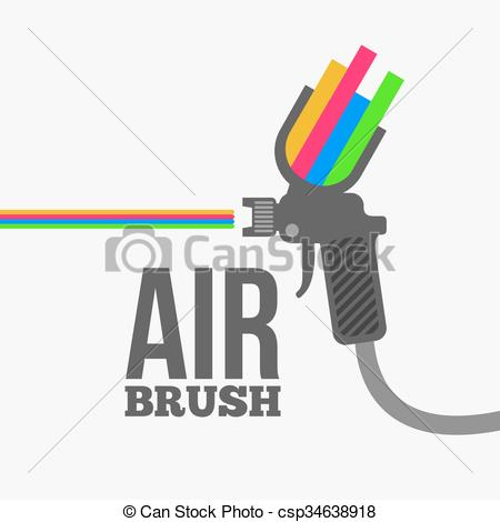 Airbrush Clip Art Vector and Illustration. 497 Airbrush clipart.