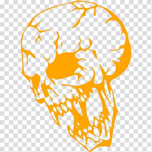 Stencil Airbrush Human skull symbolism Punisher, skull.