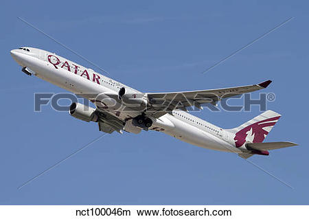 Stock Photo of Airbus A330.