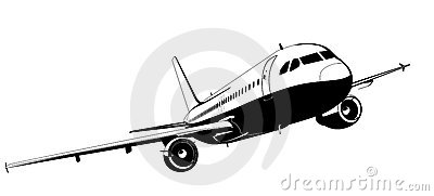 Airbus A320 Stock Illustrations.