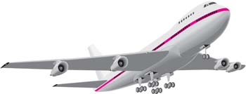 Airbus Clip Art, Vector Airbus.