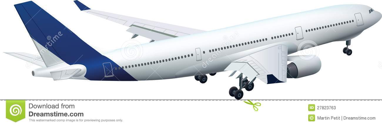 Airbus A330 Stock Illustrations.