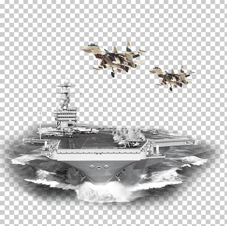 Aircraft Carrier USS Kitty Hawk United States Navy.