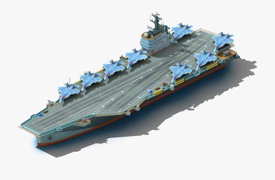 Aircraft Carrier Png.