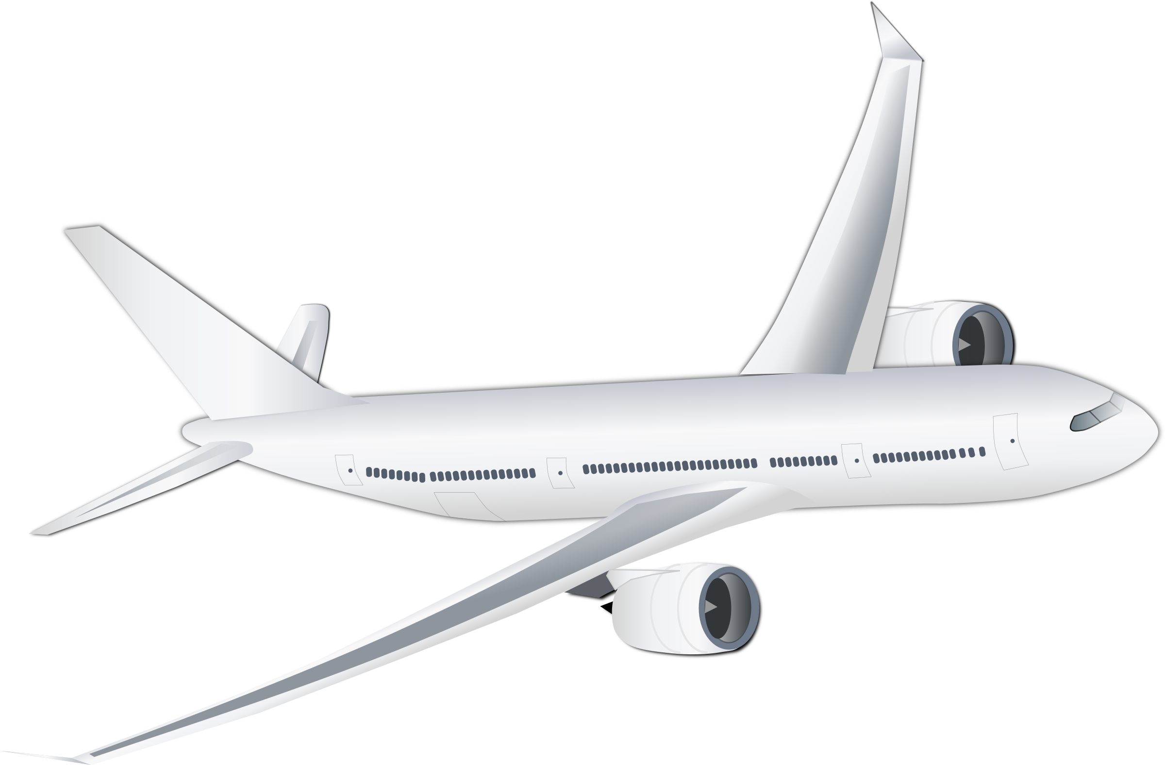 Jet clipart big airplane, Jet big airplane Transparent FREE.