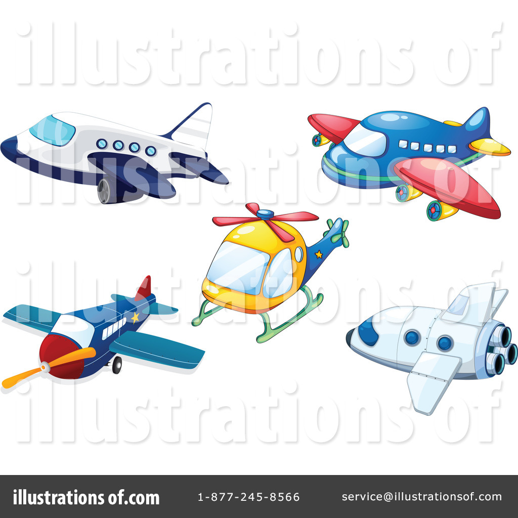 Aircraft Clipart #1132154.