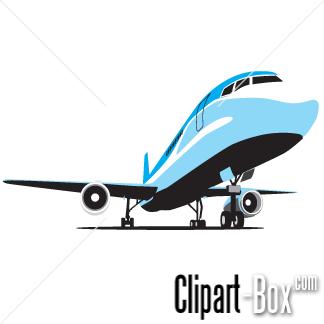 CLIPART AIRPLANE.