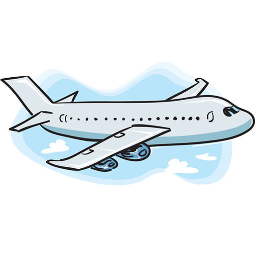Airplane Clip art Cartoon Image Drawing.