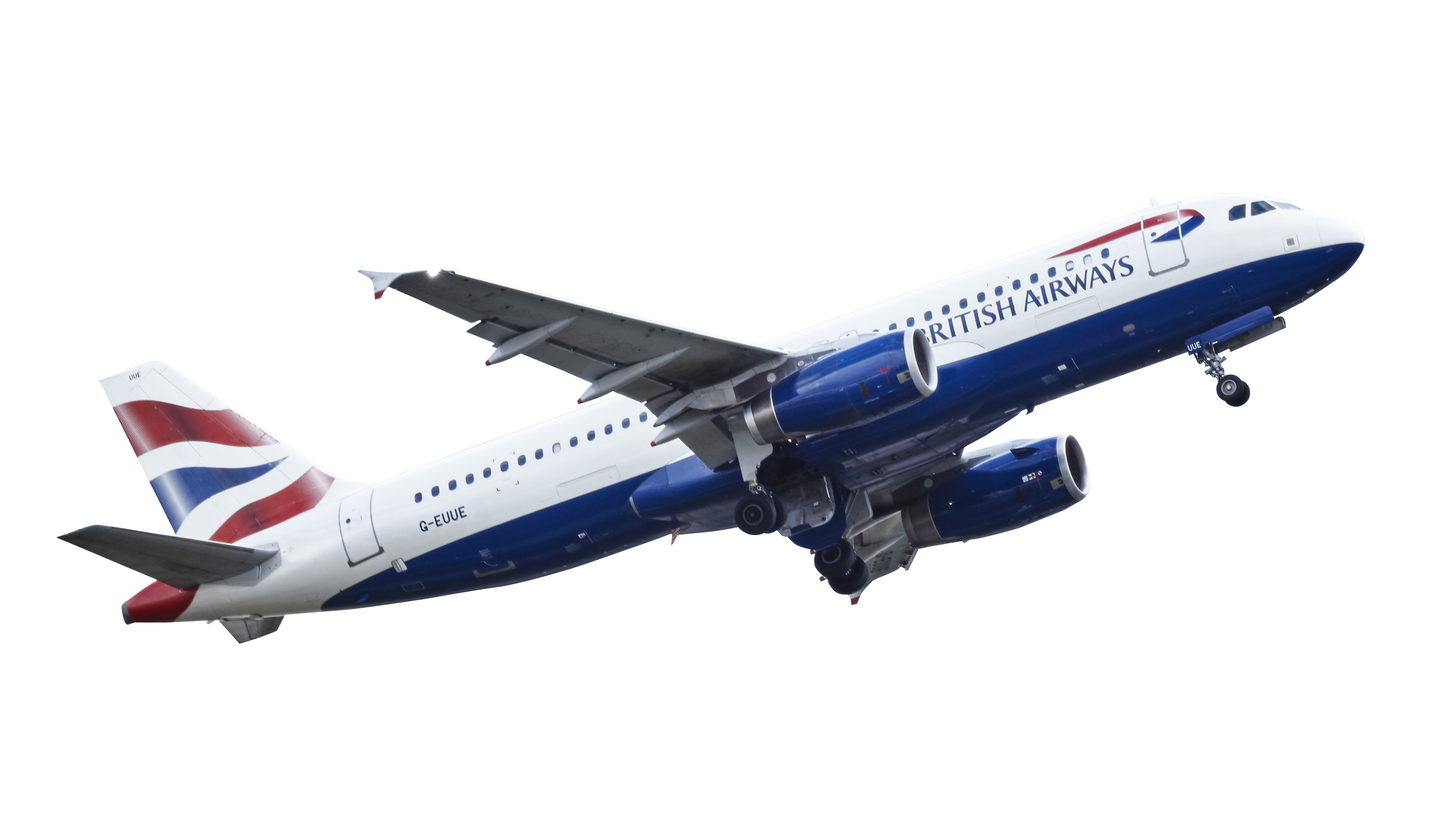 Airplane PNG Transparent Images.