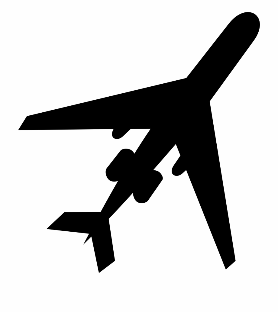 Airplane Silhouette Clip Art Many Interesting Cliparts.