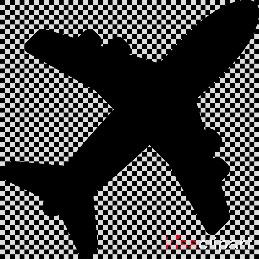 Airplane Logo clipart.