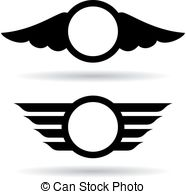 Aviation wings Vector Clipart EPS Images. 7,981 Aviation wings.