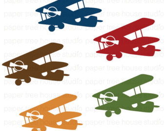 Air plane clipart.