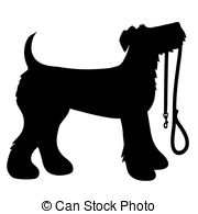 Airedale Illustrations and Clipart. 45 Airedale royalty free.