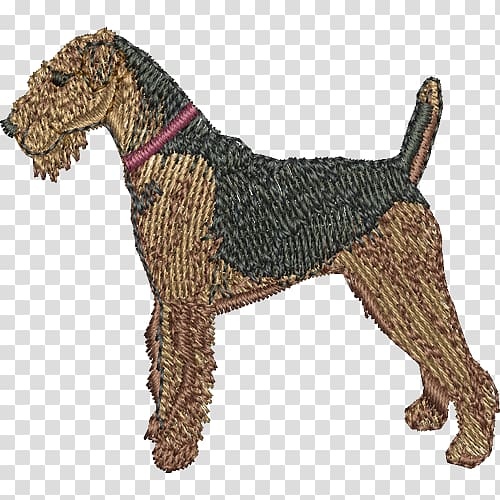 Irish Terrier Airedale Terrier Dog breed, Airedale Terrier.