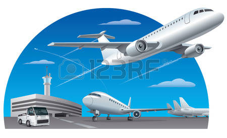 2,394 Airfield Stock Vector Illustration And Royalty Free Airfield.