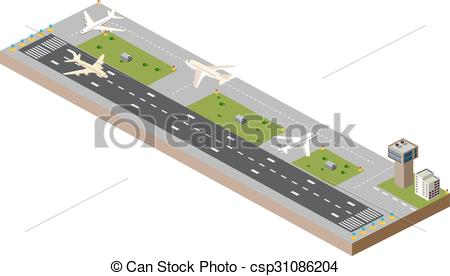 Airport runway Illustrations and Clipart. 1,428 Airport runway.