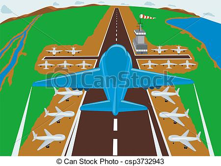 Airfield Illustrations and Clipart. 1,073 Airfield royalty free.