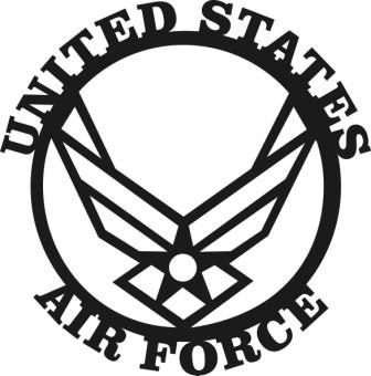 Air Force Logo Clipart.