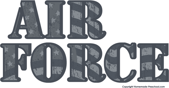 Air force clipart free.