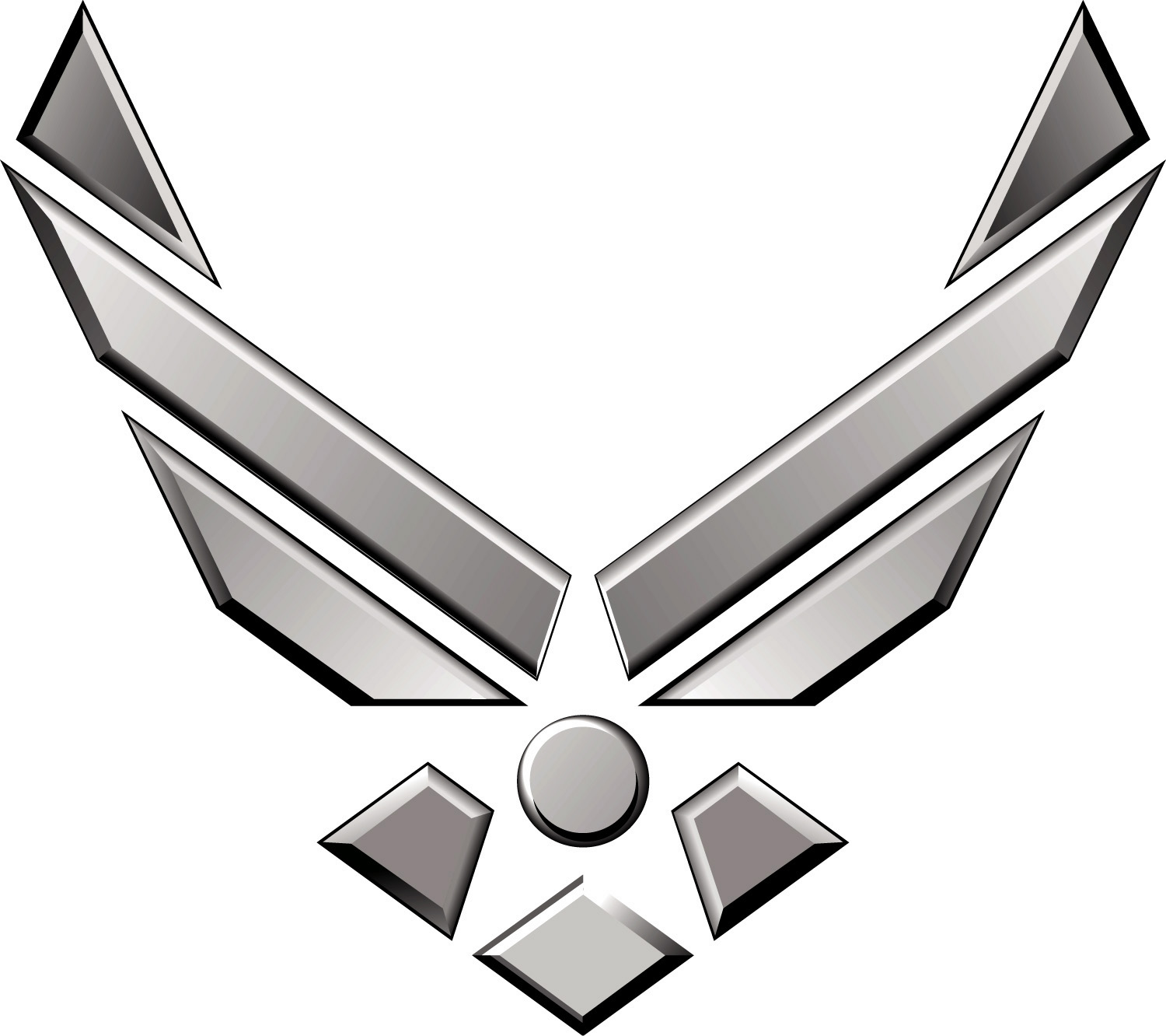 Us Air Force Logo Clip Art.