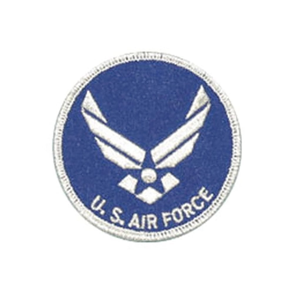 U.S. Airforce Logo Blue Patch.