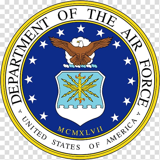 Department of the Air Force emblem, Airforce Logo.