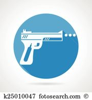 Airgun Clip Art EPS Images. 9 airgun clipart vector illustrations.