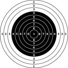 Air Gun Targets Printable.