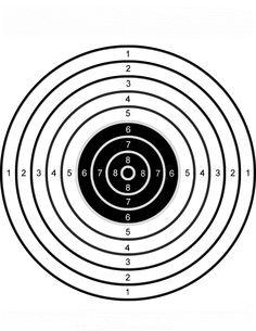 Bullseye Target 3.