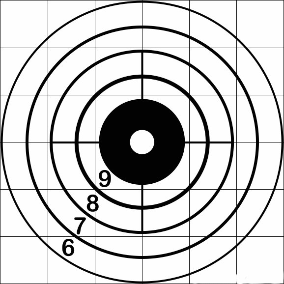 rifle shooting targets printable.
