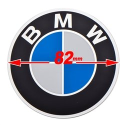 Amazon.com: EnDuraLast Replacement BMW Logo Round Emblem.