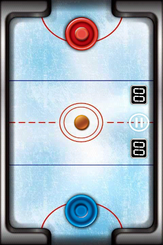 Air Hockey Deluxe.