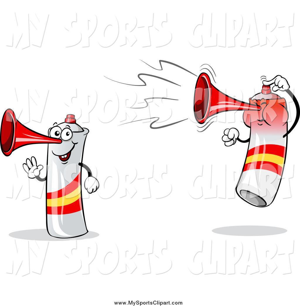 Air Horn Clipart.