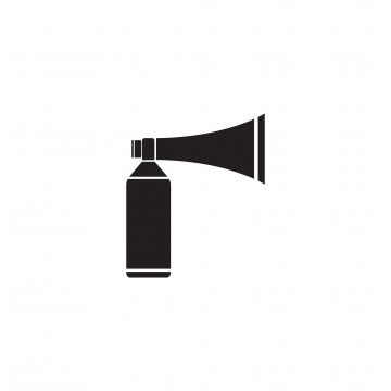 Air Horn Png, Vector, PSD, and Clipart With Transparent Background.