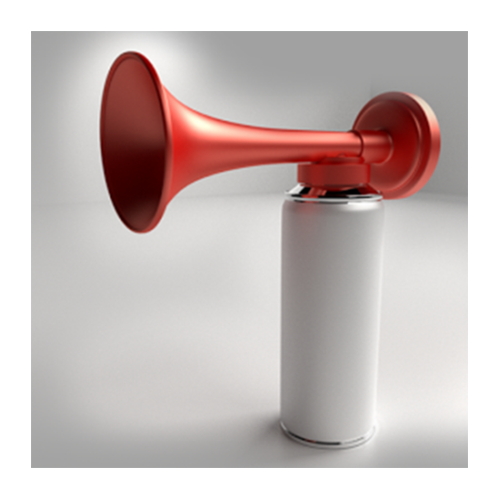 Air horn Car Sound Vehicle horn Bugle call.