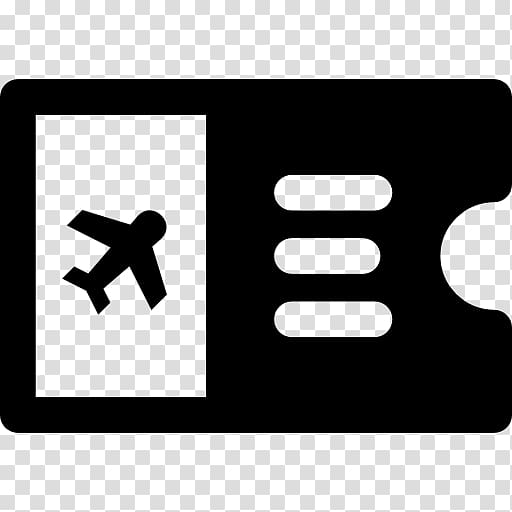 Airline ticket Airplane Flight Boarding pass, plane thicket.