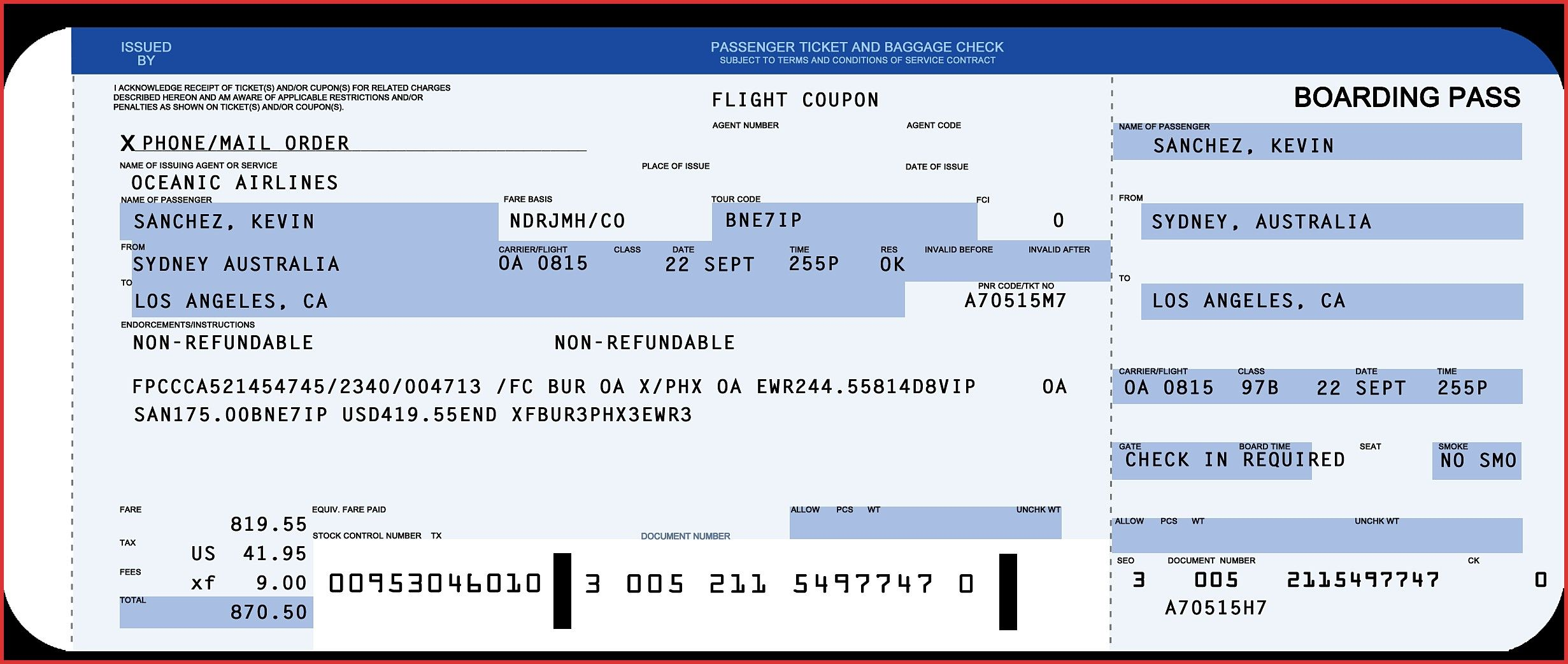 038 Template Ideas Vector Image Airline Boarding Pass Ticket.