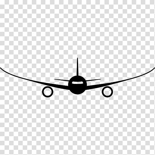 Airplane Computer Icons Flight Aircraft Airline, airplane.