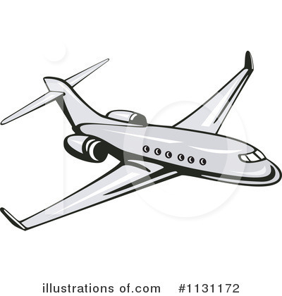 Airplane Clipart #1131172.