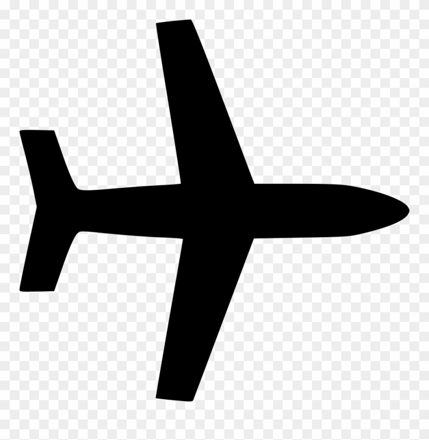 Aeroplan Air Airport Flight Plane Svg Png.