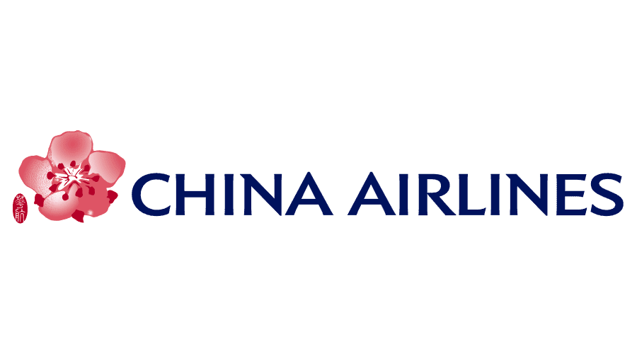 China Airlines Vector Logo.