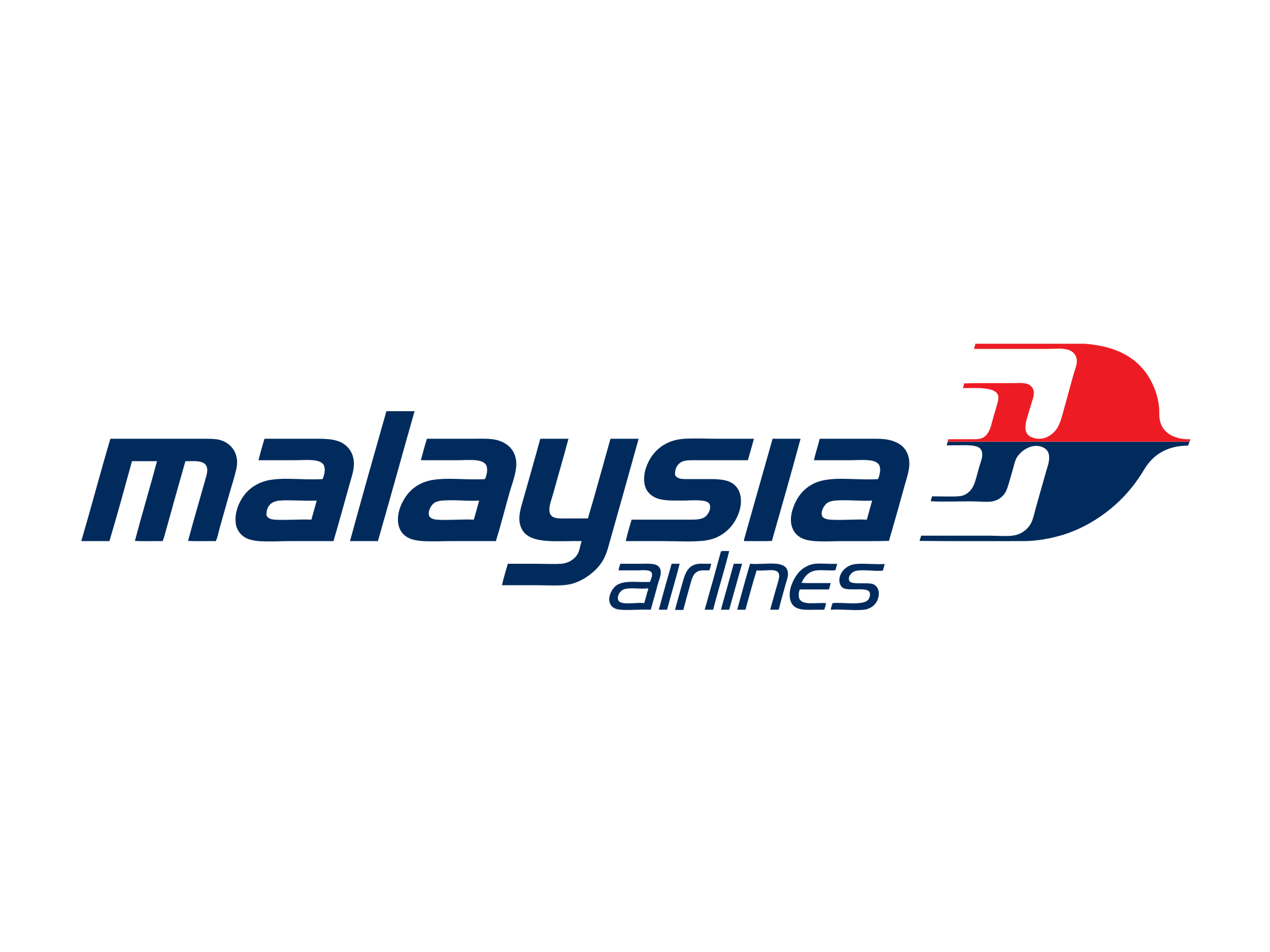 Malaysia Airlines Logo transparent PNG.
