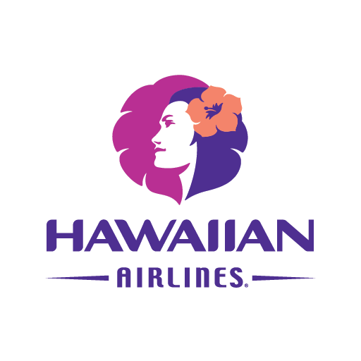 Hawaiian Airlines vector logo (.EPS + .AI) download for free.