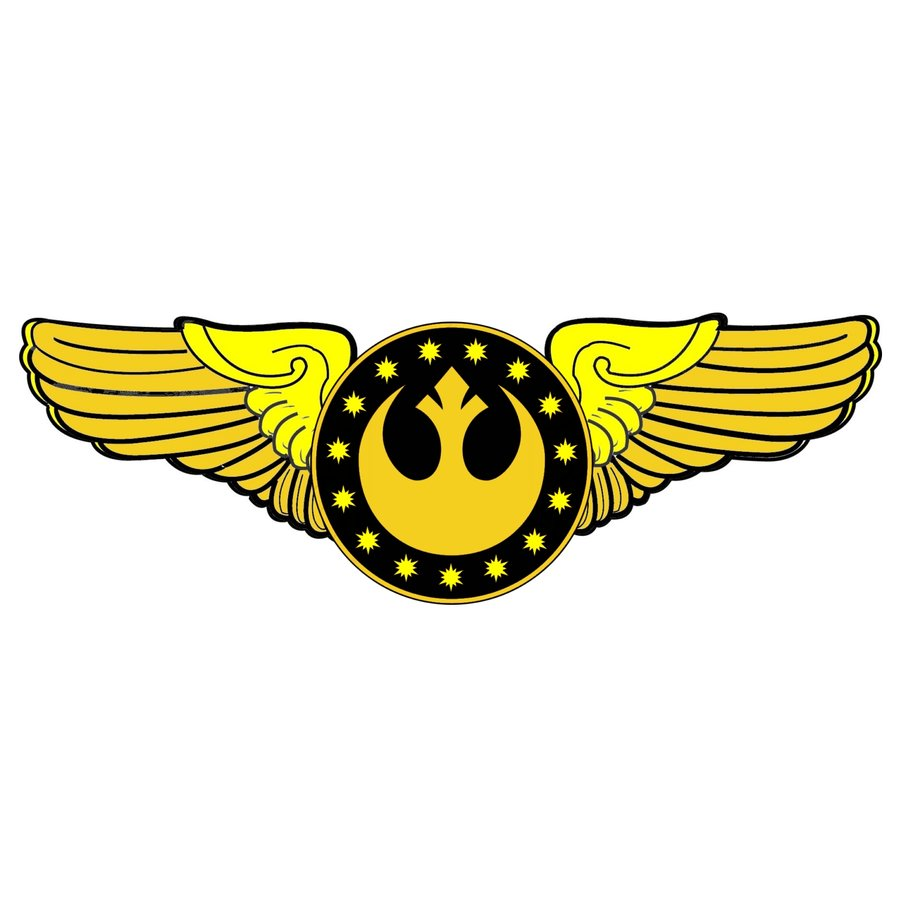 11 Best Photos of Airline Wings Logo.