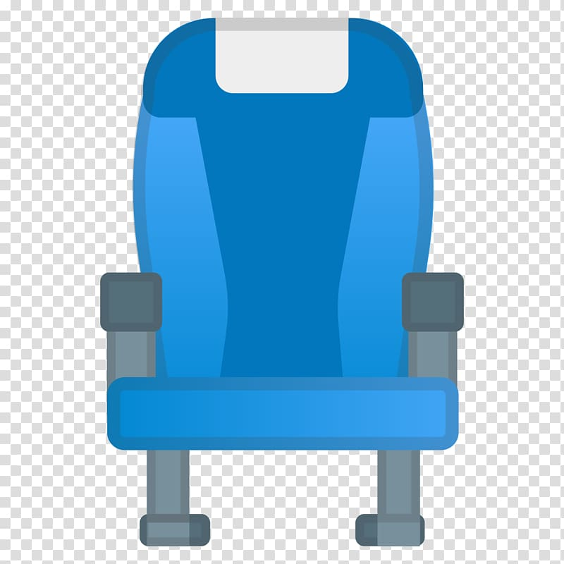 Airplane Chair Seat Computer Icons Emoji, airplane.