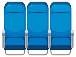 Airplane Seat Free Vector Art.