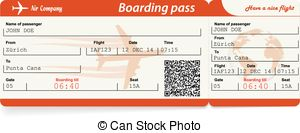 Flight ticket Clip Art and Stock Illustrations. 12,095 Flight ticket.