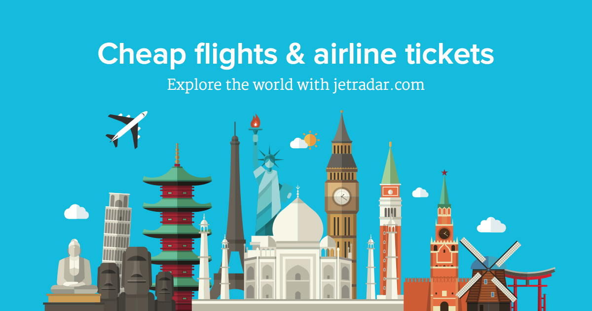 Cheap flights and airline tickets.