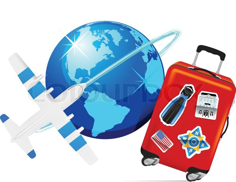 Airline Travel Clipart Clipground
